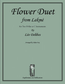 Delibes/Frey - Flower Duet from Lakme