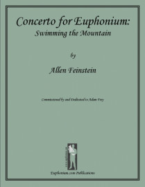 Feinstein - Concerto for Euphonium with Orchestra