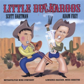 Frey, Adam/Hartman, Scott - Little Buckaroos CD