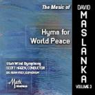 Frey, Adam - The Music of David Maslanka - Volume 3