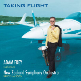 Frey, Adam - Taking Flight (New Zealand SO)